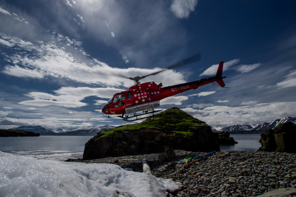 Our Helicopter Company Partners | Arctic Heli Skiing